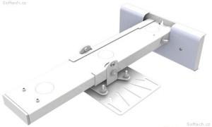 Univerzální držák pro projektory s ultra krátkou vzdáleností na zeď